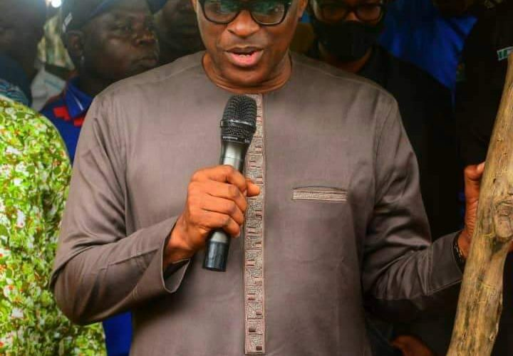 Ondo 2020: I'll Provide Moral, Financial Support For Farmers