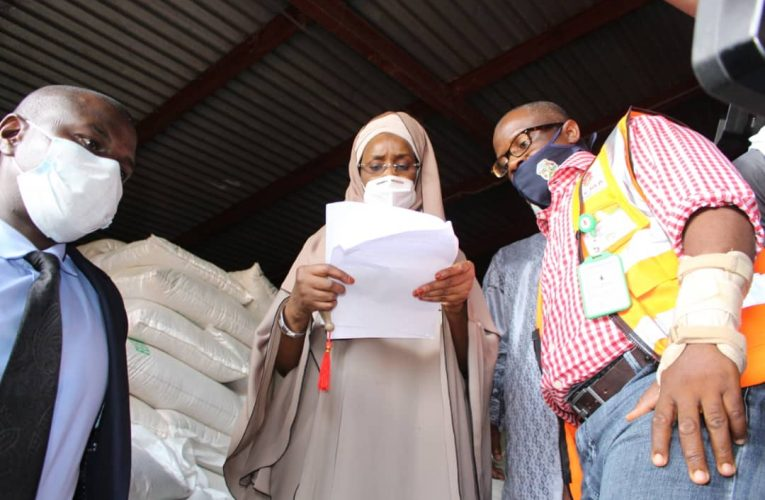 Minister, NEMA DG Monitors Distribution of Flood relief/COVID-19 Palliatives in Kaduna