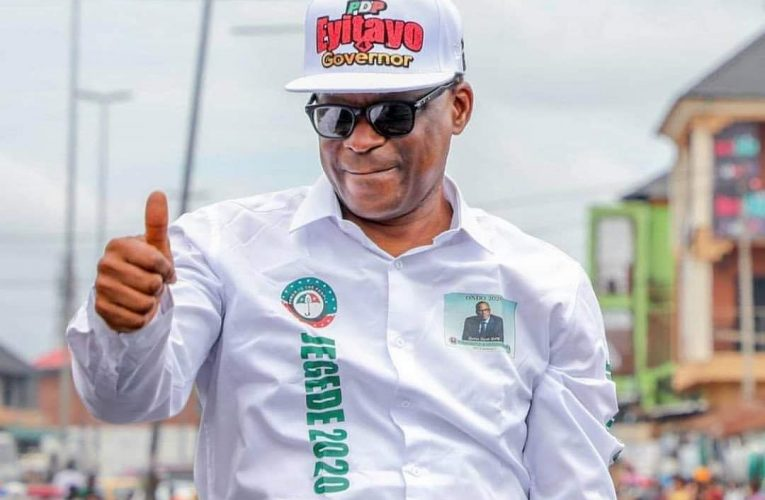 Ondo 2020: Declare Me Winner, Jegede Tells Tribunal