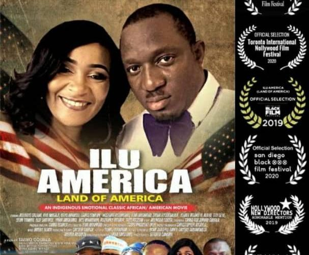 Taiwo Oduala's Movie, Ilu America Making Waves Worldwide