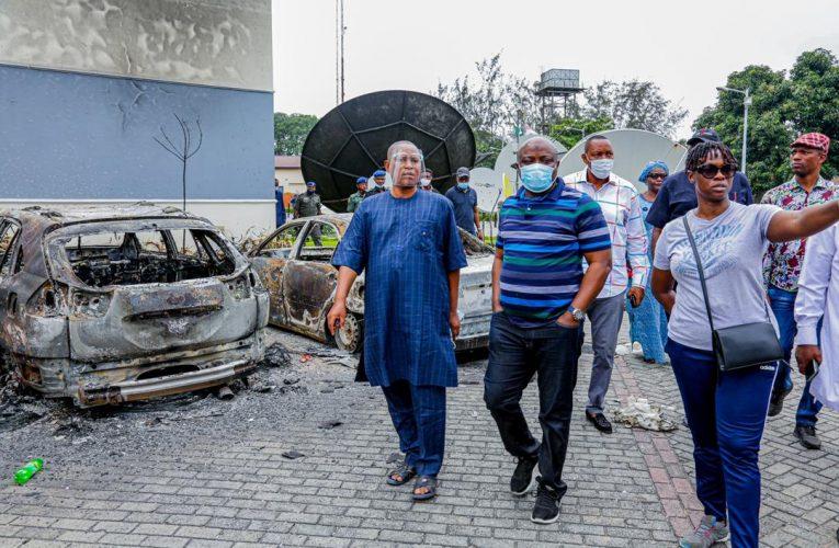 #EndSARS: Lagos Will Bounce Back –  Obasa