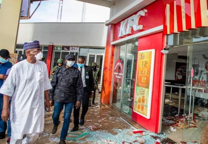 Ilorin Looting: Group Sympathises With The Affected Private Business Owners