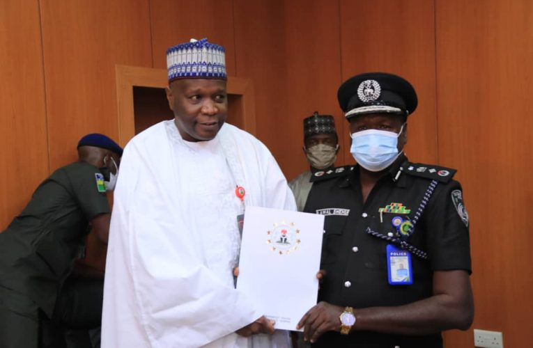 Gombe Governor Donates facility As Police Establishes Tactical Training School In Gombe