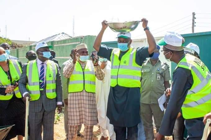 Keyamo Flags off Special Public Works Programme In Abuja