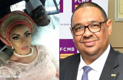 FCMB: Is Moyo Thomas Beauty on Trial?