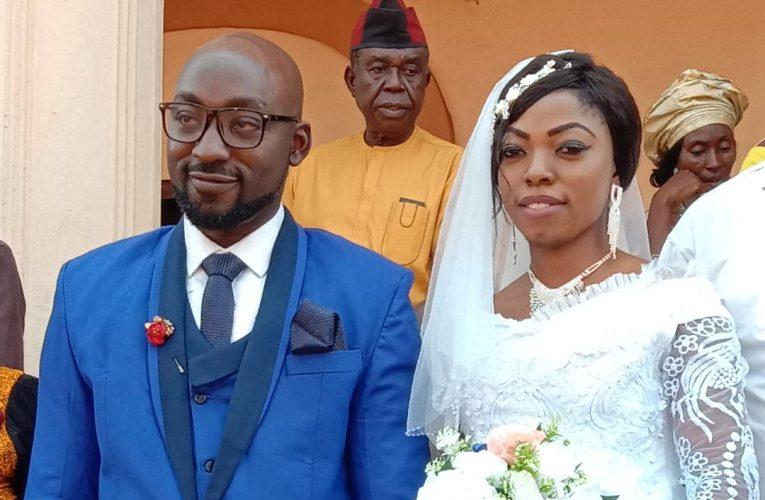 New Nigerian Online Editor Brother's Wedding Grounds Otukpo