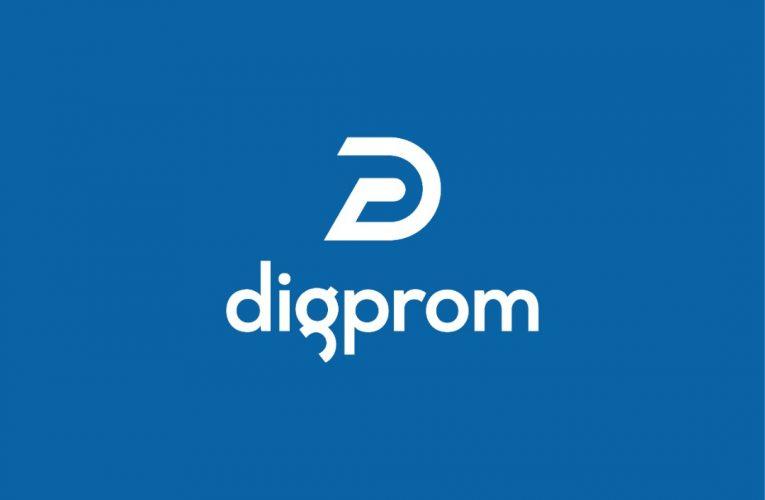 Nigerian Tech Company, Digprom Unveils New Logo