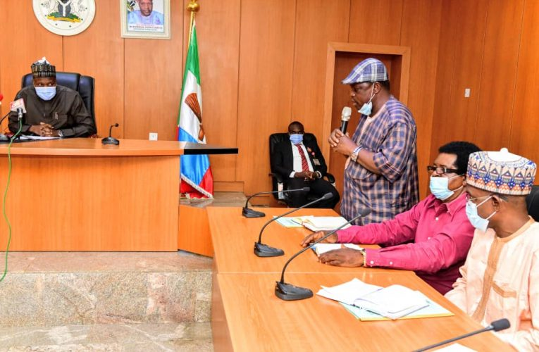 Gombe Governor Receives ASUU National Leadership