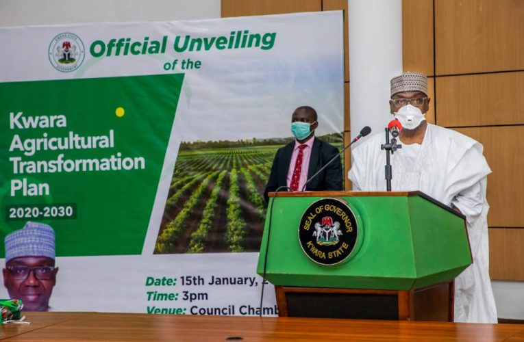 Kwara Governor Launches 10-year Agric Transformation Plan