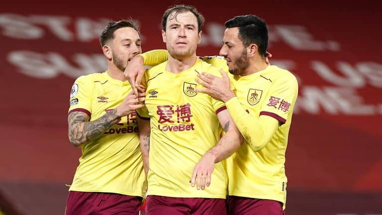 Ashley Barnes Penalty Ends Reds' Unbeaten Home Record