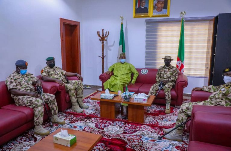 Boko Haram: Zulum Salutes Military, highlights gains by troops in Gwoza,