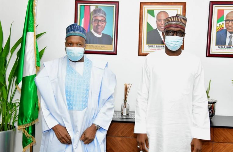 Oil Exploration In Gombe Top Agenda As Governor Yahaya Meets NNPC GMD