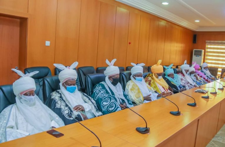 Peace Building: Gombe Governor Engages Traditional Rulers, Religious Leaders, Heads of Security Agencies
