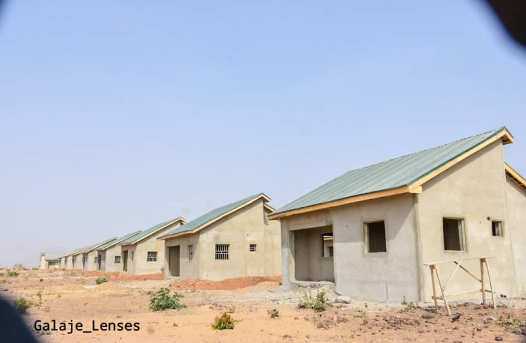 Bauchi Governor Inspects Housing Project in Bogoro LG