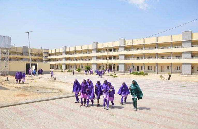 FGGC Monguno enrolls 800 out-of-school girls on Zulum's full scholarship