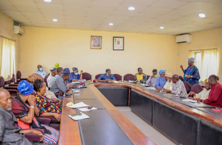 Oyo LG Polls: OYSIEC Chairman Urges Political Parties To Intensify Mobilization Drive