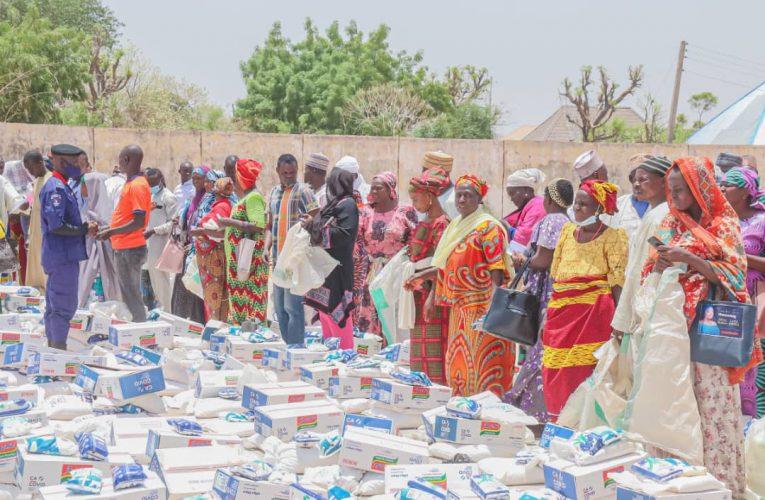 Gombe Govt Distributes Relief Materials to Victims of Billiri Crisis