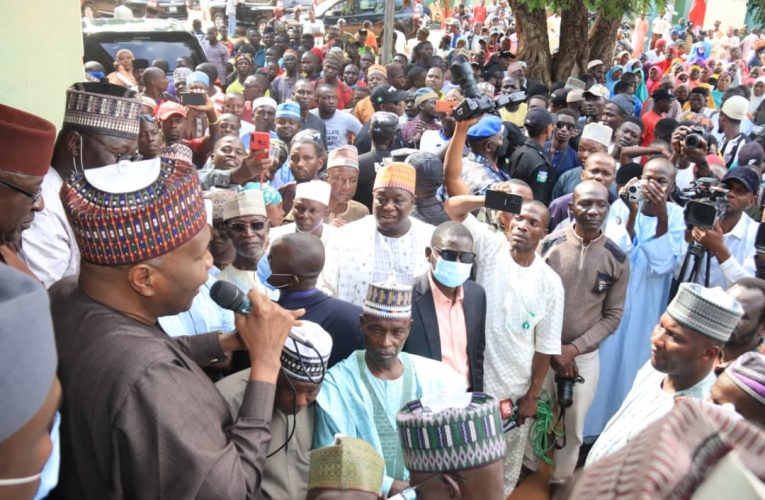 APC National Team Commends Rancour- Free Conduct of Ward Congress in Gombe