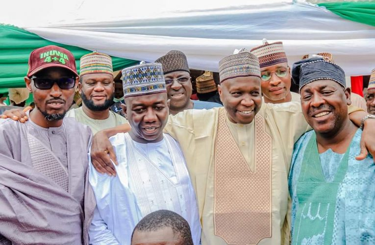 APC Congress: Work in Best Interest of Party, Gombe Gov Charges New LG Excos