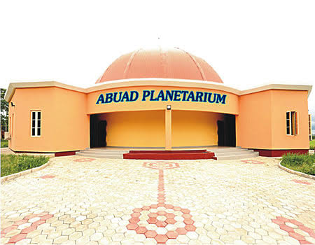 Unique Journey To Space At ABUAD Planetarium